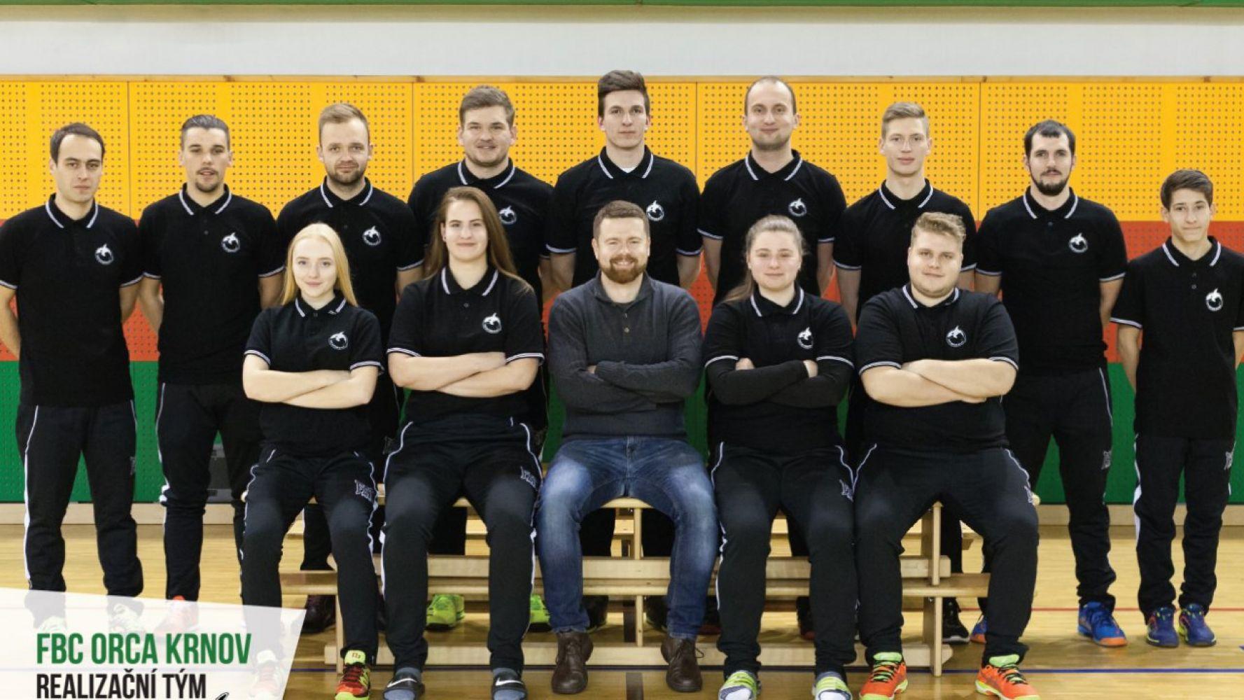 Trenérský tým pro sezónu 2015/16 se představuje